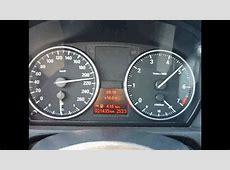 2010 BMW 318i E90 LCI Top Speed YouTube