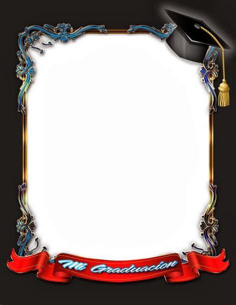 elegante marco  fotos de graduacion frames tarjetas marcos de graduacion invitaciones