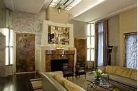 art deco interiors MODERNE