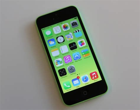 iphone 5c green a tale of two iphones on with the iphone 5s and