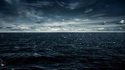 Ocean Wallpapers Sea Backgrounds Night Surface Hub