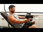 Chris Hemsworth - Workout Routine - YouTube