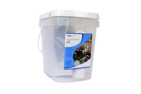 Aquascape Maintenance by Aquascape Pond Maintenance Kit Water Treatments Part
