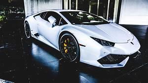 Fondos de pantalla Coche deportivo blanco Lamborghini
