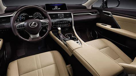 lexus suv rx 2017 interior when is new design of lexus rx autos post