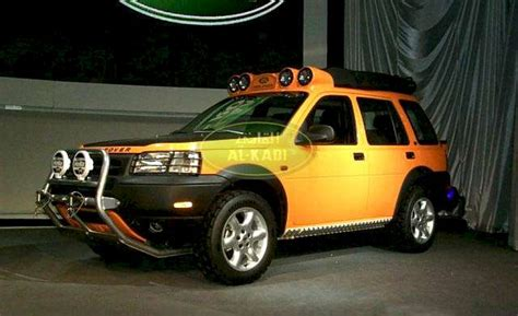 freelander kalahari limited edition  land rover center