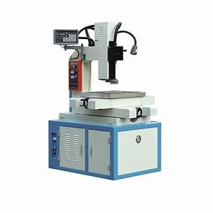 China Manual Spark Erosion Drilling Machine