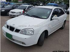 2003 GM Daewoo Lacetti 15 LUX Autowinicar Pinterest