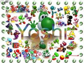 Nintendo Characters Yoshi