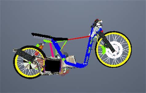 kumpulan mod motor modifikasi drag gta sa