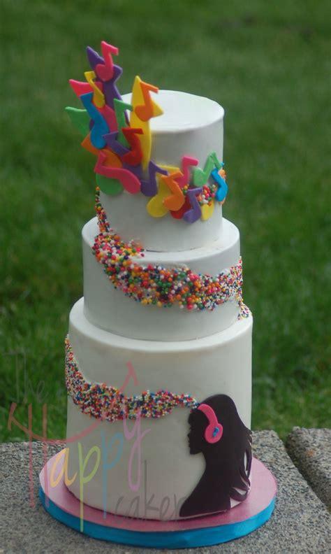 Music Theme Cake Cakecentralcom