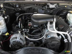 2003 Chevrolet S10 Ls Extended Cab 4 3 Liter Ohv 12v Vortec V6 Engine Photo  47713194