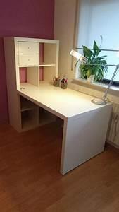 Tisch Für Waschmaschine : ikea regal mit schreibtisch ~ Michelbontemps.com Haus und Dekorationen