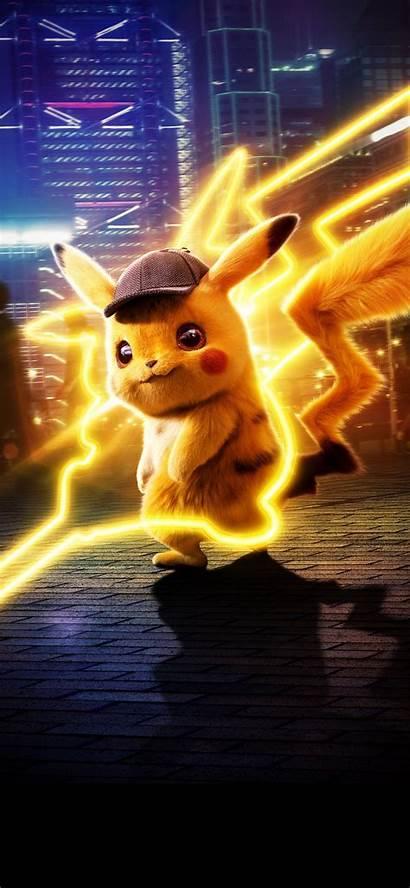 Pikachu Pokemon Detective 4k Wallpapers 5k Iphone