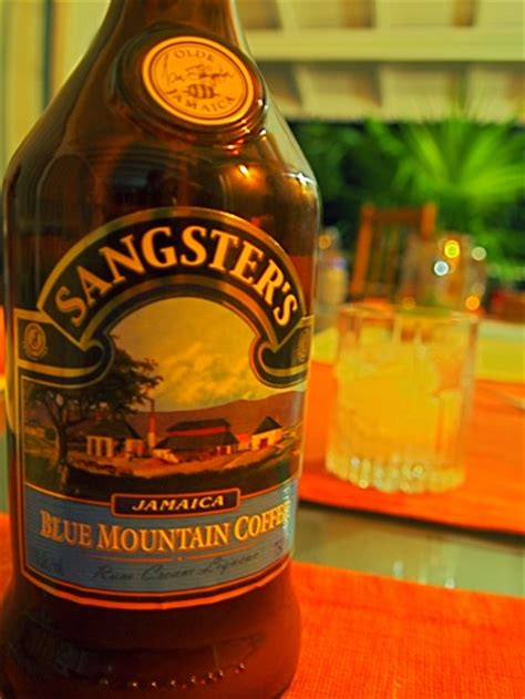 sangsters blue mt coffee rum cream jamaica