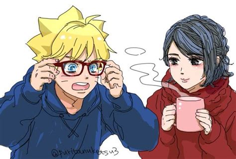 416 Best Boruto X Sarada Images On Pinterest
