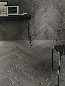 carrelage retro imitation parquet vintage style chevron With bal parquet retro