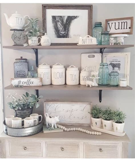 Kitchen Hutch Display by Dunn Display Dunn In 2019 Home Decor