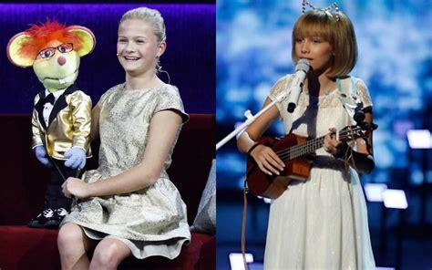americas  talent winners