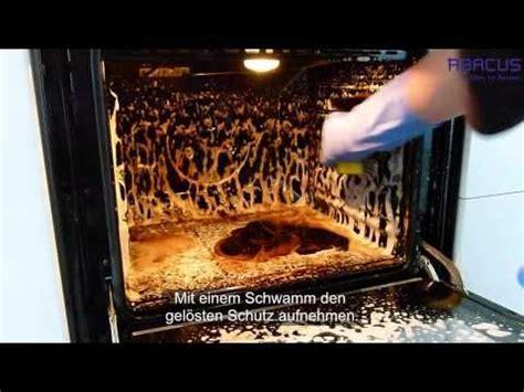 Tip Backofen Reinigen by Backofen Reinigen Ohne Zu Schrubben Ofen Schnell