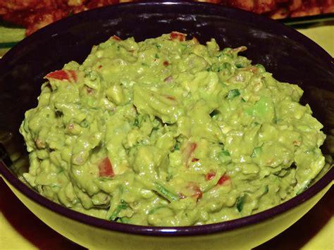 la cuisine de micheline le guacamole mexicain la cuisine de micheline