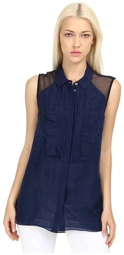 sleeveless button blouse roy sleeveless blouse where to buy how to wear