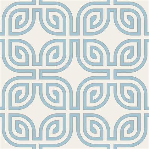 designer selection magnum wallpaper teal cream silver