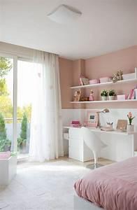 Chambre Rose Pale : 120 id es pour la chambre d ado unique ~ Melissatoandfro.com Idées de Décoration