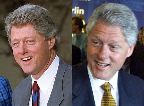 before and after how much the presidency has aged barack