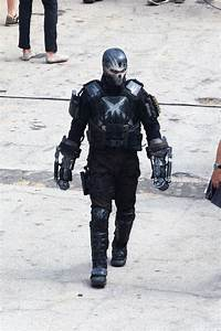 First Photo Of Crossbones On Set Of CAPTAIN AMERICA: CIVIL ...
