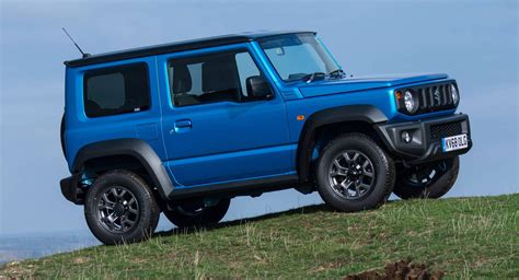 There are places in the world only the jimny can go. New Suzuki Jimny Will Still Hold 61 Percent Of Its Value ...
