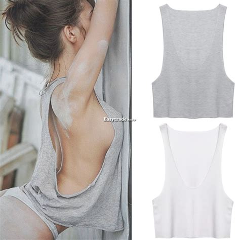 lace up sleeveless crop top popular womens open side sleeveless tank top