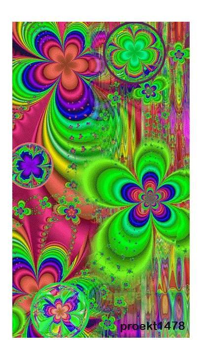 Gifs Psychedelic Trippy Flower Power Hippie Google