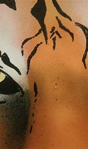Tiger eyes | Close up of the tiger's eyes in the Children ...