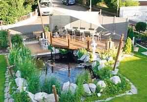 Planung garten landschaft aussenbereich bauen for Garten planen mit sonnenmarkise für balkon