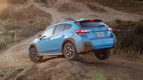 subaru crosstrek hybrid review automobile magazine