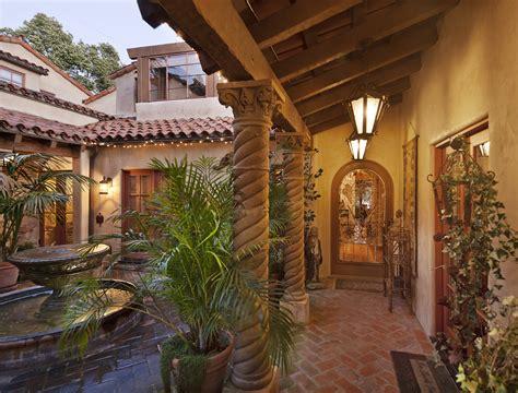 spanish revival residence ab design studio  archinect