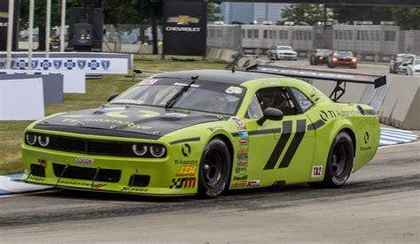 Srt Motorsports To Make Trans Am Debut With Dodge