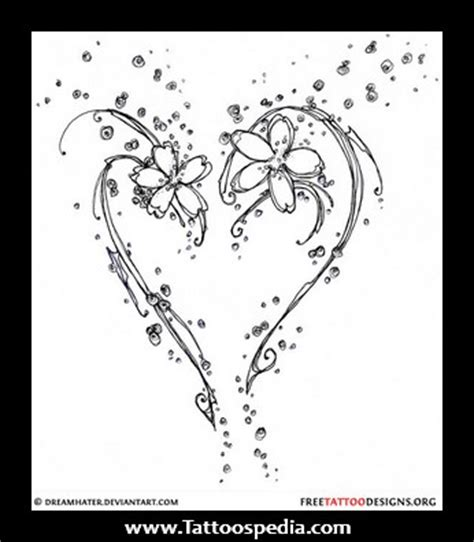 feminine tattoo images designs