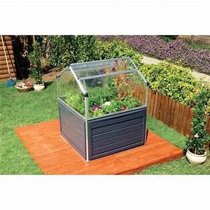 Mini Potager En Bois : serre potager achat vente serre de jardinage serre ~ Premium-room.com Idées de Décoration