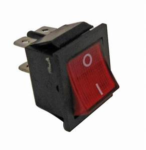 15 Amp Rocker Switch  On  Off