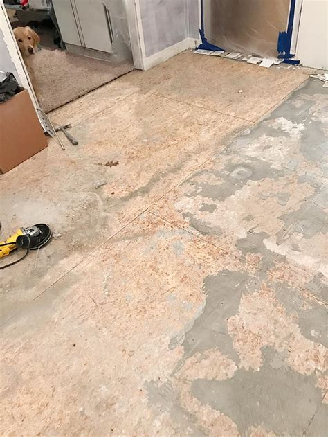 how to remove a tile floor how to remove tile floors the house