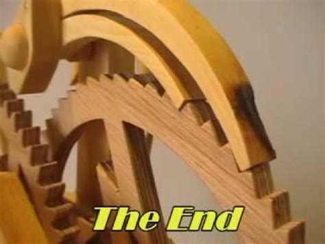 flash  wooden clock youtube