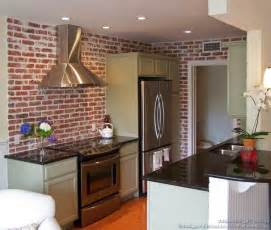 kitchen backsplash brick brick backsplash tiles for kitchen kitchentoday