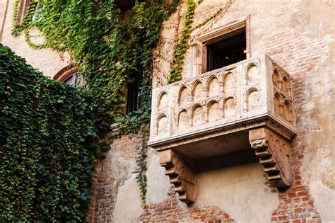 Juliet Balcony by Bolzano To Verona Cycling Break 4 Nights Via Lake Garda