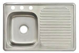 8 places to find drop in stainless steel drainboard sinks retro renovation