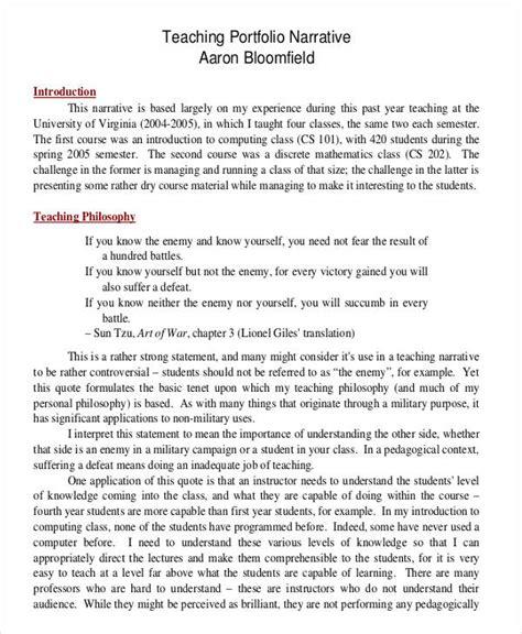 Narrative Resumen by Narrative Descriptive Essay Personal Narrative Essay