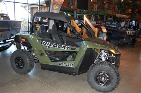 the arctic cat wildcat trail is a cool machine check it