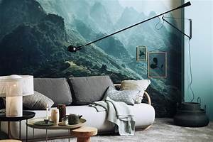 Welche Tapete Für Küche : moderne tapeten f r wohnzimmer schlafzimmer k che sch ner wohnen ~ Sanjose-hotels-ca.com Haus und Dekorationen