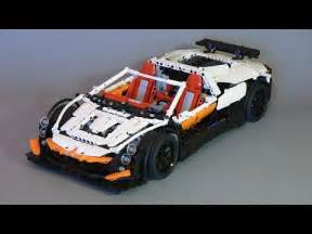 lego technic supercar lego technic custom supercar